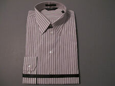 Kenneth Cole New York 100% Cotton Men's Dress Shirt 15 1/2 neck 34/35 sleeve