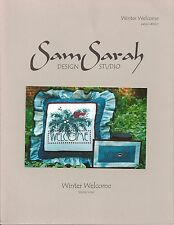"""""""Winter Welcome"""" by Sam Sarah pattern #8907"""