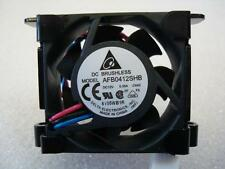 Delta Electronics AFB0412SHB 12v DC Brushless Fan 3 pin connector
