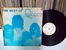 QUEEN - The Best Of Queen KOREA LP Blue Cvr