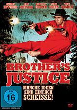 DVD * BROTHER'S JUSTICE  - MANCHE IDEEN SIND EINFACH SCHEISSE! # NEU OVP