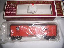 O SCALE K LINE TRAINS REEFER CAR S.F.R.D. K-75034 THE CHIEF MAP SERIES #4 1991