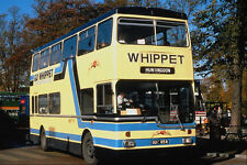 581029 Whippets Ex London Scania Cambridge To Huntingdon Route A4 Photo Print
