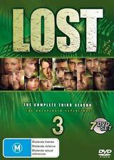 Lost : Season 3 (DVD, 2007, 7-Disc Set)
