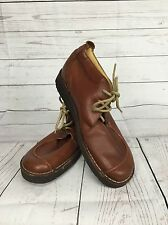 Mens PIKOLINOS Leather Casual Lace Up Shoes - UK7.5 - Brown - Great Condition