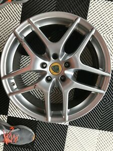 Lotus Evora Front Wheel