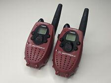 Motorola TalkAbout T5200 14-Channel Two-Way Radios - walkie talkie