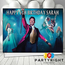 Personalised The Greatest Showman Birthday / Any Greetings Card A5 Your Name