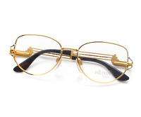 Vintage Hilton Park Lane 110 04 Square Eyeglasses Brille Optical Frame Lunettes