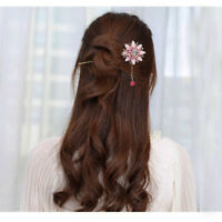Chinese Style Retro Hairpin Ancient Costume Cosplay Hair Stick Clips Accessories