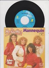 """7 """" Single The Hornettes - Mannequin"""