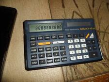 Taschenrechner Calculator Texas Instruments TI 40 Galaxy sx Solar leichter fehle