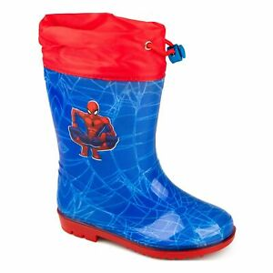 Spiderman Welly/Rain Boots-Junior