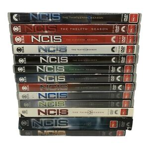 NCIS (Naval Criminal Investigative Service) - Complete Seasons 1-13 - R4, PAL