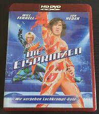 """WILL FERRELL JON HEDER """"BLADES OF GLORY-DIE EISPRINZEN"""" HD-DVD COMEDY"""