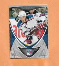 RYAN CALLAHAN  UPPER DECK ROOKIE CLASS 2007-08 CARD # 32