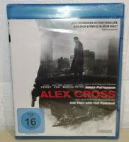 ALEX CROSS - PERRY - FOX - GER - ENG - BLU-RAY