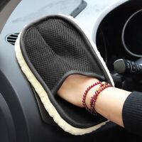 Guantes para hogar lana coral de lavado esponja limpieza automóviles terciop*ws
