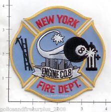 New York City NY Fire Dept Engine 8 Patch v5
