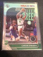 CARSEN EDWARDS 2019-20 NBA HOOPS PREMIUM STOCK #227 RC ROOKIE BOSTON CELTICS