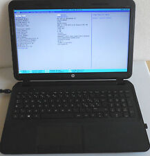 NOTEBOOK HP 255 G2 CPU AMD APU RADEON E1-2100 2GB DDR3 RAM MOTHERBOARD LAPTOP PC