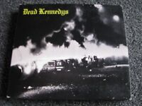 Dead Kennedys-Fresh Fruit for Rotting Vegetables CD-2 CDs-Digipack-Punk-1981 UK
