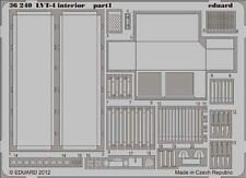 Eduard 1/35 LVT-4 Water Buffalo Interior # 36240