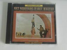 Het gebeurde in het westen Once  upon a time in the west Ennio Morricone CD