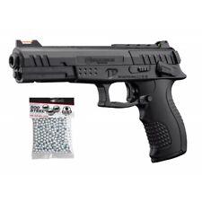 Marksman 1018 Pistolet a Plomb et Billes Acier à air comprimé 4.5 mm + 700 bille