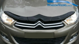 Premium Quality Bonnet Protector Tinted Glass for Citroen C4 II 2010 to 2017