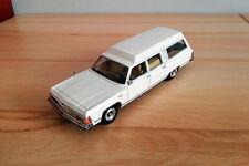 """GAZ 14 """"Chaika"""" wagon H754b 1:43 Nash Avtoprom"""
