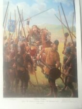 Mark Churms, Limited Edition, Signed And Numbered, William Wallace