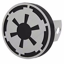 "Star Wars Galactic Empire 1 1/4"" & 2"" Premium Metal Hitch Plug Receiver Cover"