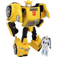 Takara Tomy Transformers Legends LG-54 Bumblebee & Excel Suit Spike Japan ver.