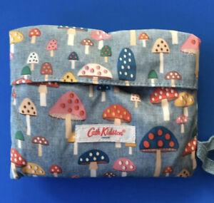 Cath Kidston Mushrooms Foldaway Tote Bag -BNWT