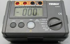 Tenma 72-9400 Insulation Resistance Tester - Powers On - Untested