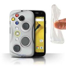 Fundas y carcasas Para Motorola Moto G color principal blanco para teléfonos móviles y PDAs Motorola