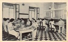 CUBA 1920's Lady Workers at Partagas Cigar Factory at Havana, CUBA - TOBACCO #1