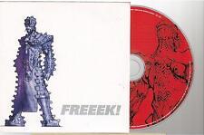 GEORGE MICHAEL freeek! CD SINGLE card sleeve wham