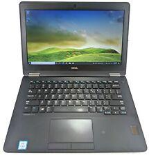 """Dell Latitude E7270 12.5"""" inch (256GB, Intel Core i7 6th Gen., 2.60 GHz, 8GB)"""