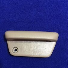 1997 - 2001 TOYOTA CAMRY SIENNA PASSENGER SEAT RECLINING LEVER HANDLE TAN OAK RH