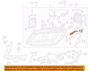 NEW OEM Genuine VW Passat EOS Audi Q5 Bulb Holder Socket Lamp Housing 3C0941953