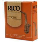 Rico RJA1025 Alto Sax Reeds #2.5 Box Of 10
