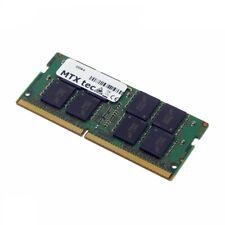 16GB Notebook RAM-Speicher SODIMM DDR4 PC4-21300, 2666Hz 260 pin CL19