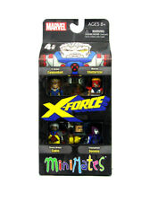 Marvel Minimates X-Force Box Set Cable Cannonball Domino Shatterstar New