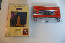 FAURE & DURUFLE REQUIEM CLEOBURY K7 AUDIO TAPE CASSETTE OLAF BAR ANN MURRAY