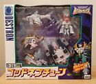 Transformers Beast Wars God Neptune G1 King Poseidon Seacons Reissue