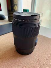 Sigma 35mm F1.4 Canon Art DG HSM - excellent clean condition