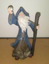 "7"" Wizard Statue Figurine"