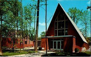 Postcard MI Religious Center Central Michigan University Mt. Pleasant, Michigan
